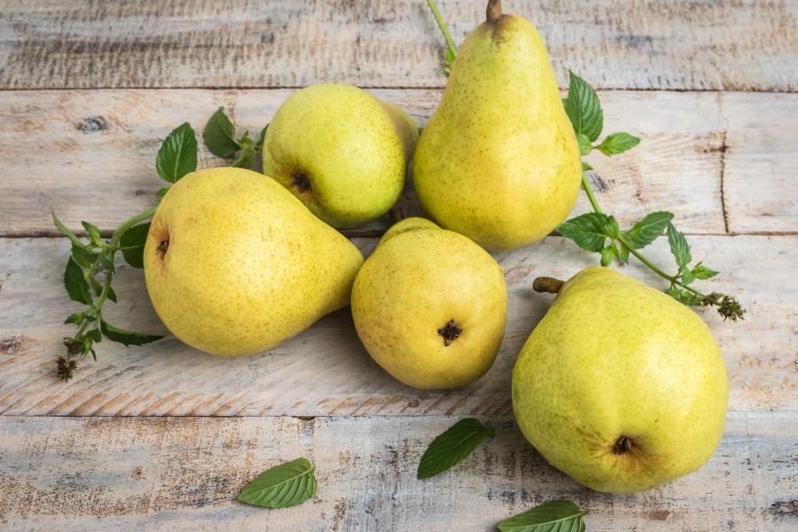 peras limoneras