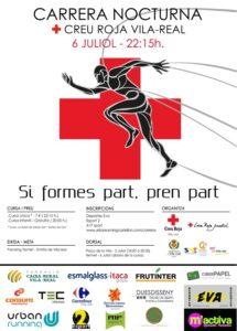 cartel cruz roja