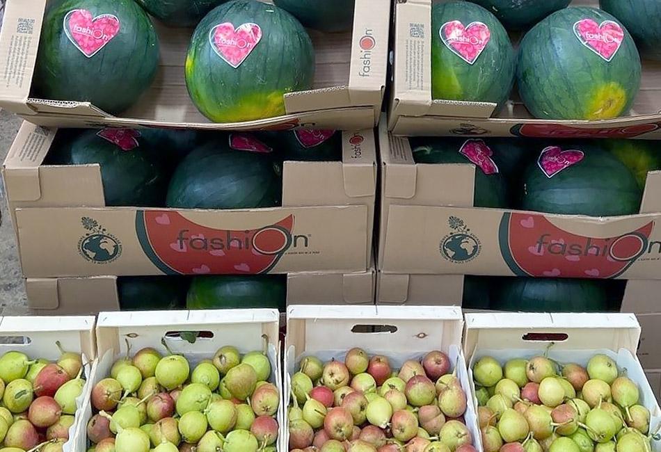 frutas julio